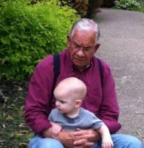 Papaw and Noah